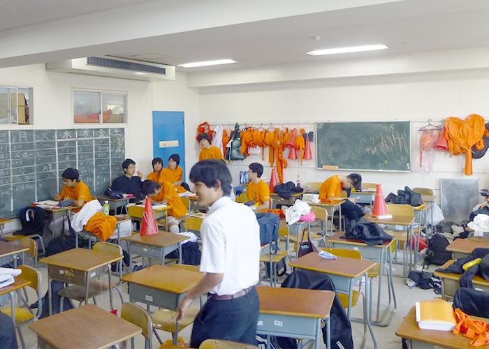 開成高等学校画像