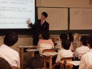 道灌山白熱教室1